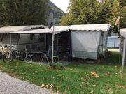 Wohnwagen am Comosee (