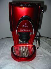 Tchibo Cafissimo Kapselmaschine Hot Red
