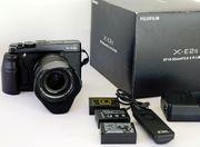 Fujifilm X-E2s mit XF18-55 mm