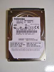 TOSHIBA 400 GB