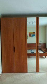 schlafzimmer kirschbaum haushalt m bel gebraucht und neu kaufen. Black Bedroom Furniture Sets. Home Design Ideas
