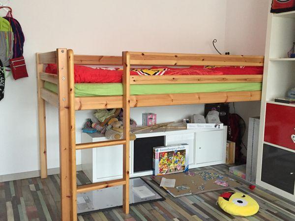 Ikea Etagenbett Tuffing : Hochbett in steinheim kinder jugendzimmer kaufen und verkaufen