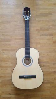 Hochwertige Gitarre von