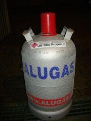 Alugasflasche Wohnmobil-Wohnwagen-