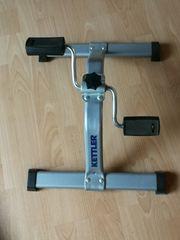 Kettler Bewegungstrainer Pedal Trainer silber