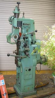 Vollmer Schärfmaschine Typ CnS Schleifmaschine
