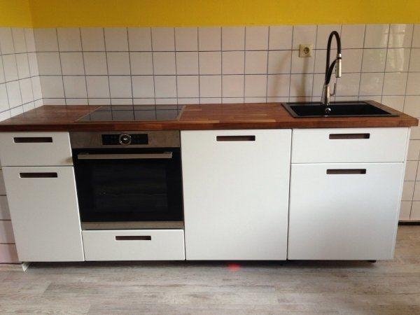Fast neue Küche OHNE Elektrogeräte in Muggensturm - Küchenmöbel ...