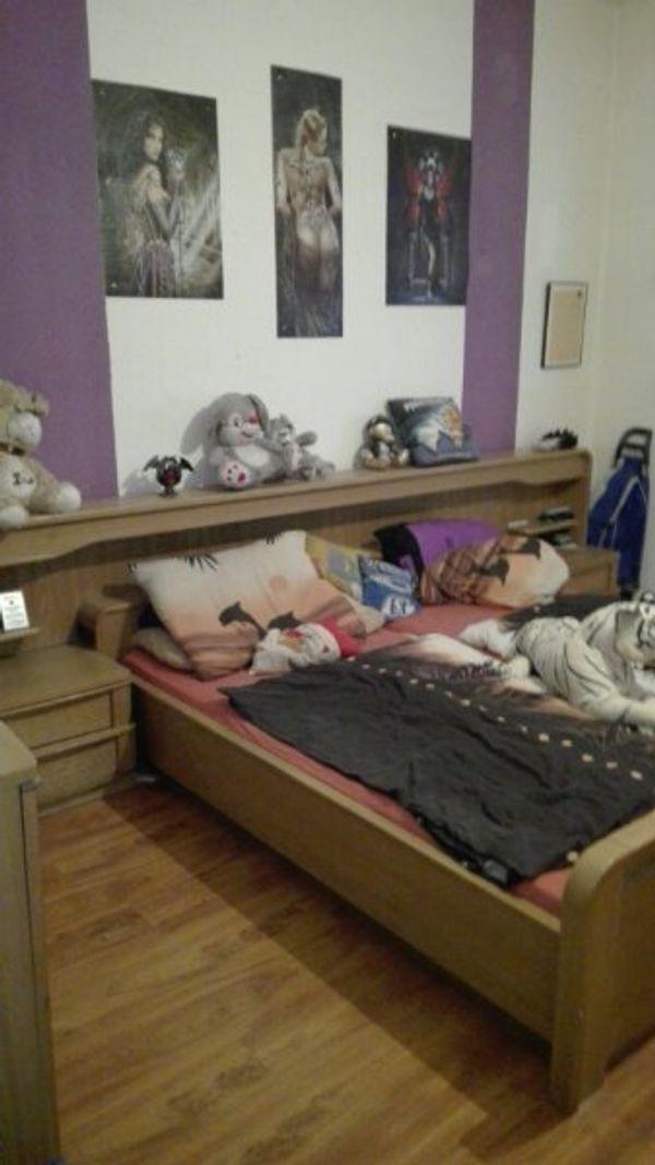 Schlafzimmer komplettes der Marke Hülsta in Witten - Schränke ...