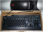 Neu, USB Tastatur +