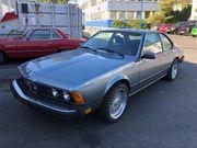 BMW 635csi 1 Hand H-Zulassung