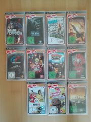 11 PSP Spiele