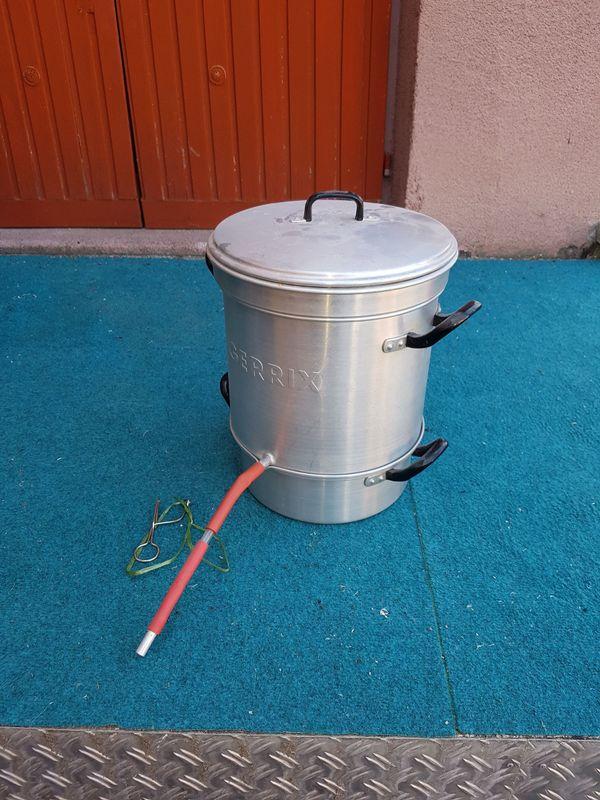 Dampfgarer Entsafter Einkochtopf » Haushaltsgeräte, Hausrat, alles Sonstige