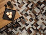 Teppich braun-beige 160 x 230