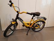 Bikestar - Kinderfahrrad 16 Zoll - schwarz