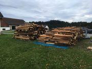 Abbruchholz zu verschenken