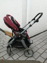 Kinderwagen ohne Babywanne