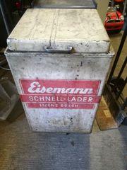 Ladegerät Eisemann für Oldtimer Werkstatt