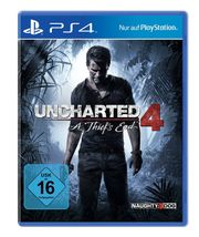 PS4 Uncharted 4: