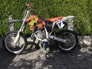 Honda cr 125 Motocross
