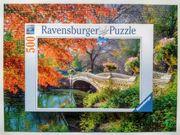 Ravensburger Puzzle Romantische