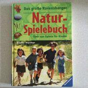 Das große Ravensburger Natur-Spielebuch