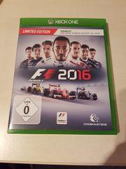 F1 2016 für