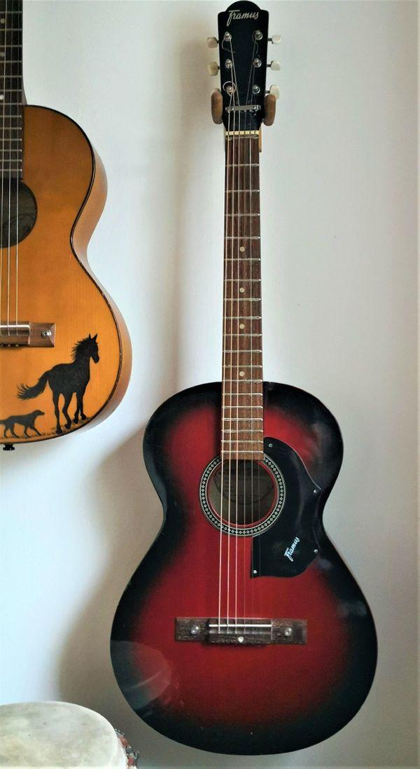 Liebhaberstück Framus Gitarre Modell 00321
