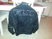 FLM Motorradjacke - Größe