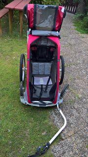 Fahrrad-Kinderanhänger Chariot