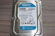 Festplatte WD 320