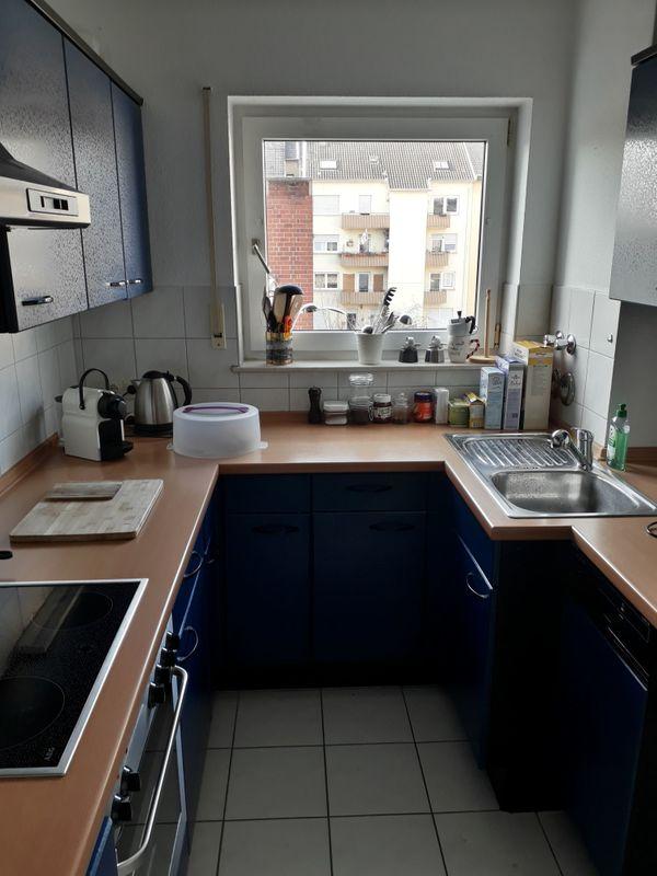 Komplette Kuche Zu Verkaufen In Mannheim Kuchenzeilen Anbaukuchen