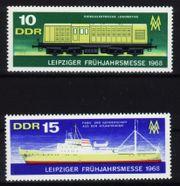 DDR 1968, Mi-