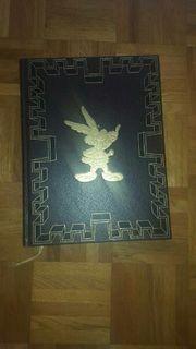 Altes Asterix der Gallier Leder