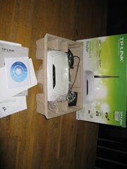 TP-Link 150 Mbps-Wireless-Lite-N-Router