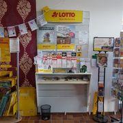 Toto Lotto Theke
