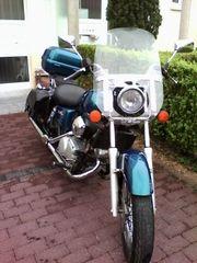 Honda Shadow zum