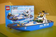 LEGO City Polizeiboot (