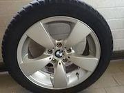 BMW Alu Felge mit Winterreifen
