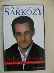 Nicolas Sarkozy - Buch