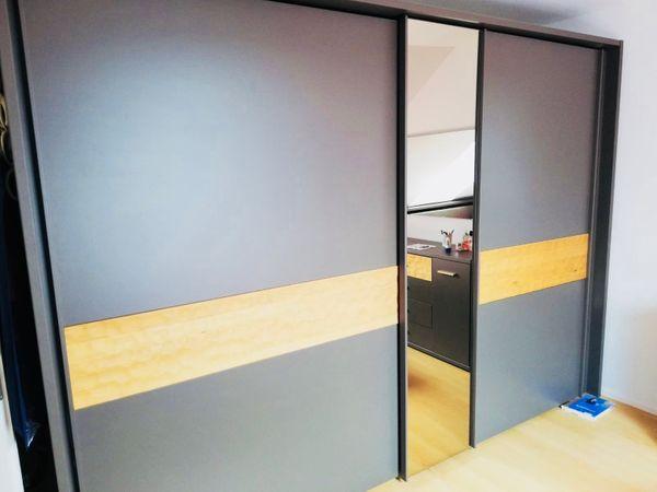 Schlafzimmer Schrank Mann Mobilia Mondi in Stutensee - Schränke ...
