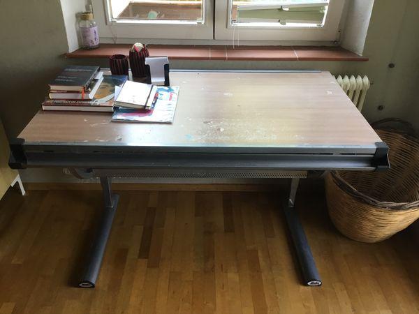 Schreibtisch zu verschenken in Lauterach - Büromöbel kaufen und ...