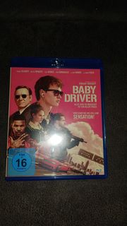 Baby Driver Bluray - Disk