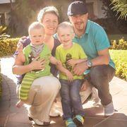 Nette Familie sucht neues Zuhause