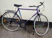 2 oldschool Fahrräder