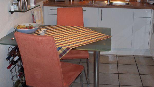 2 Küchen-Schwingstühle in Köln - Speisezimmer, Essecken kaufen und ...
