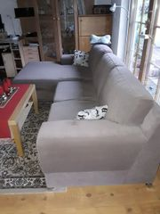 Große - Couchgarnitur - Sofa -