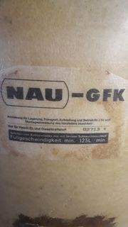 Nau GFK Öl-Diesel Tank 1000