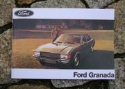 Betriebsanleitung Ford Granada