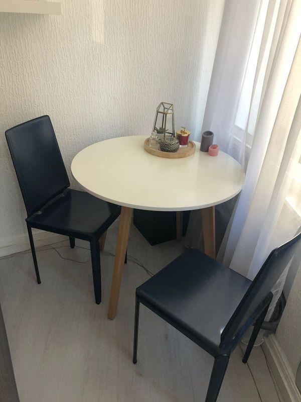 Ikea Esstisch Fur 2 4 Personen In Koln Speisezimmer Essecken