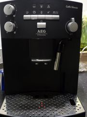 AEG Cafe Silencio